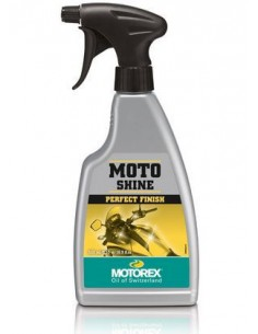 Moto Shine Motorex Silicon Spray