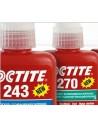 Frena filetti Loctite 10ml 222-243-270-290