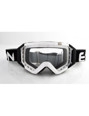 Maschera Ethen modello Basic Bianco