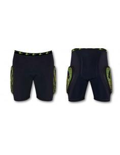 Pantaloncini imbottiti Shorts KOMBAT con protezioni multistrato per Adulti UFO