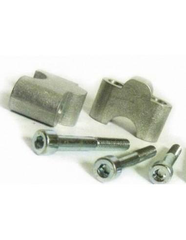 Kit spessori/rialzi manubrio D. 28.6mm