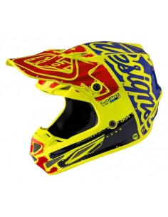 Casco TLD Troy Lee Designs 2017 SE4 factory White