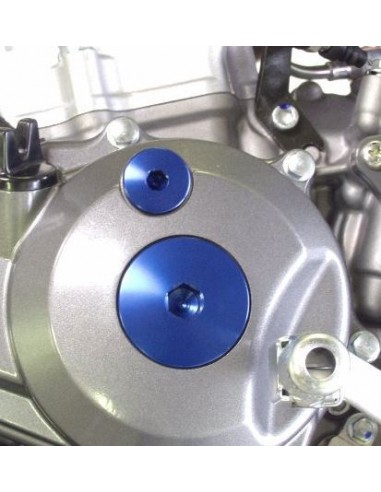 Serie Tappi motore Work Connection Yamaha blu