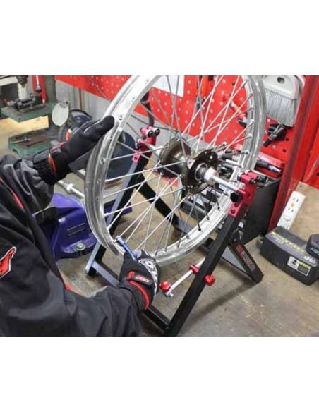 DRC Gyro Stand Stazione montaggio cerchio 3652110 Drc Attrezzature Ruote e Catena