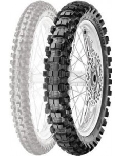 Rear Tyre Pirelli MX32 Mid Hard 554 19""
