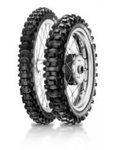 Front Tyre Pirelli Enduro Scorpion XC Mid Hard 80/100-21