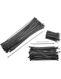 Plastic Cable Ties 100 pz 1035 PartsUnlimited Kits-visserie