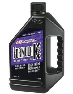2 Cycle oil Formula K2 Maxima 1 Lt