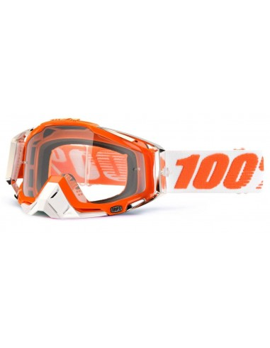 Goggles 100% Racecraft Mandarina 2