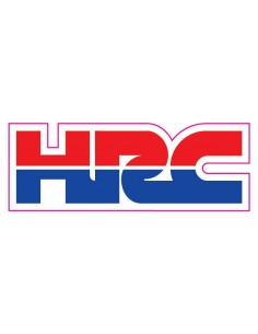Decal logo HRC 3 pz