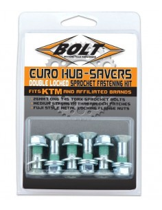 Hub-Savers Sprocket Fasteners Replica KTM BOLT