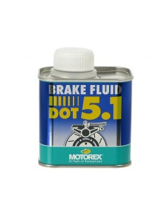 Motorex brake fluid DOT 5.1 0502H Motorex Brake Fluids