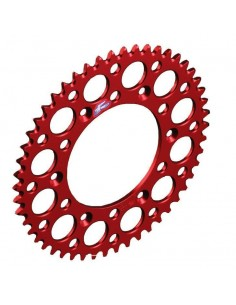 Rear sprocket Renthal Ultralight Honda Red 154U520RD Renthal Rear Sprockets