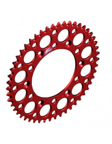 Rear sprocket Renthal Ultralight Honda Red