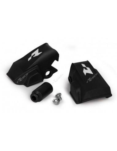 Kit Protezioni in gomma leva freno e frizione Racetech