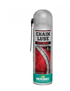 Chain Lube Motorex Off Road 0.5 lt 302281 Motorex Grease and Lubes