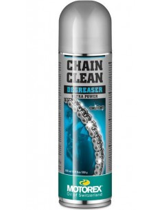 Spray pulizia Catena Motorex Chain Clean 0.5 lt