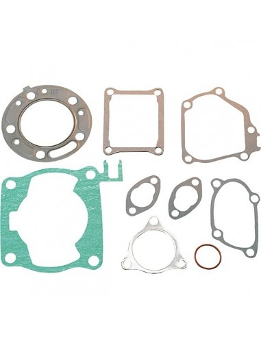 Guarnizioni complete con paraoli 2t moose GUARNSMERIGLIO2T Moose Racing Gaskets and bearings