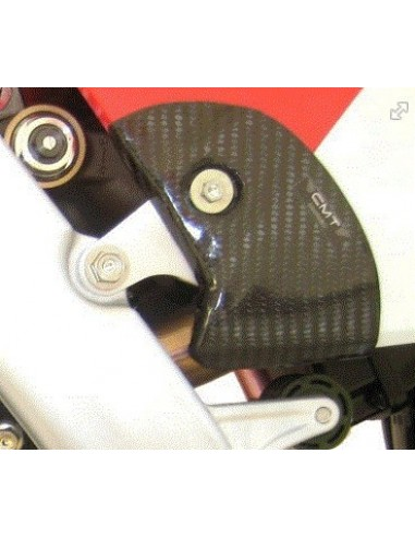 Carbon side panels protection covers CMT PROTTABCMT CMT Pieces-carbone