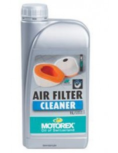 Air Filter Cleaner Motorex 1 lt 300044 Motorex Air filter oil and cleaner