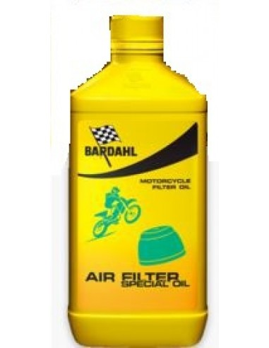 Air Filter Oil Bardahl