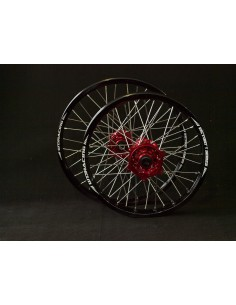 Motocross-enduro wheels WDR VictoryMX Series WDHON0401321519 WDracing-Victory Roues complètes