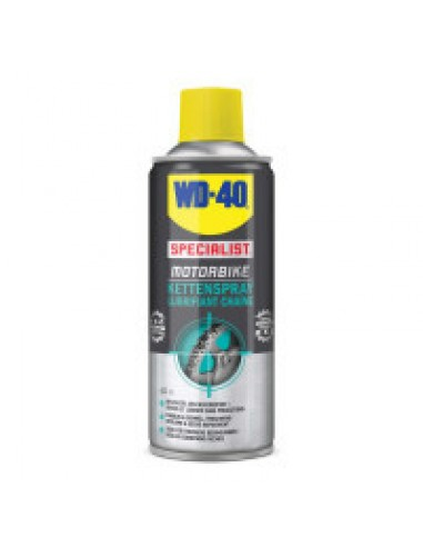 Spray catena WD-40 400ml 050100 WD-40 Grassi e lubrificanti