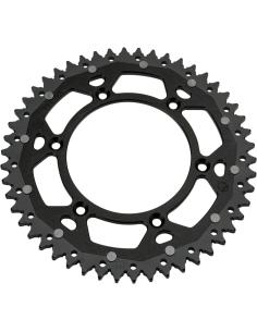 Corona Moose Racing Acciaio/Alluminio Ktm-Husqvarna-nero CORMOOSEACCALUKNER