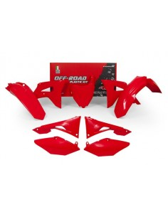 Plastic kit motocross Racetech Honda R-KITCRF-RS0-599 Racetech Plastik kit