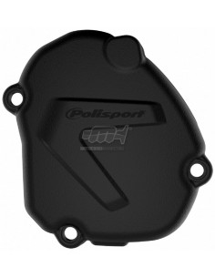 Ignition cover Polisport - YZ 125 05-019 Black P8464400001 Polisport Engine's Accessories