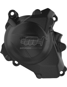 Ignition cover Polisport - CRF 450 017-018 Black P8462700001 Polisport Engine's Accessories