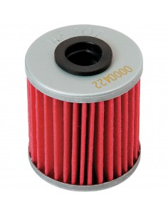 Engine oil filter HIFLO Kawasaki/Suzuki/Beta HF207 HiFlo Oil Filters