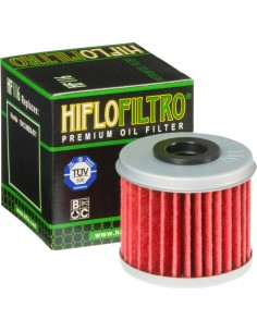 Engine oil filter HIFLO Honda CRF HF116 HiFlo Oil Filters