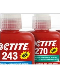 LOCTITE THREADLOCKERl 222-243-270-290 10 ml FRENAFILLOCTITE Loctite Divers