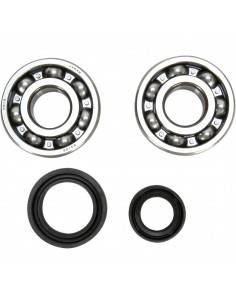 Crankshaft bearings kit with oil seals Yamaha YZ 125 09240313 Prox Gaskets and bearings