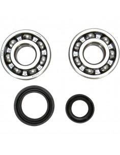 Crankshaft bearings kit with oil seals YZF 450 09240329 Prox Roulements et joints