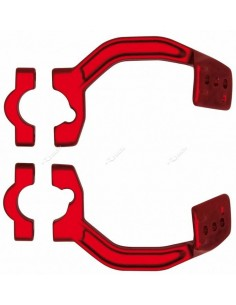 ALLOY HANDLEBAR MOUNTING KIT for Vertigo/FLX/Dual EVO Handguards