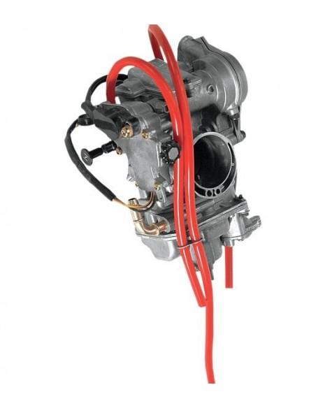 Vacuum Tubing 3 mm I.D. 7 mm O.D. Silicone Samco Sport-CV4 07060XXX CV4 Carburatore & Aspirazione