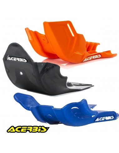 Skid plate Acerbis MX Style Sottomotore-Acerbis Acerbis Skid plate-radiator guards