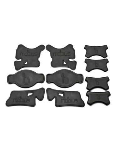 Knee Brace Pad Replacement Kit Mobius X8 204020 Mobius Kniegelenkschützer