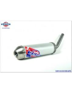 Scalvini aluminum silencer - KTM SX 125150 16-018-Husqvarna TC125 16-018 SCALVALU7 Scalvini Auspuff
