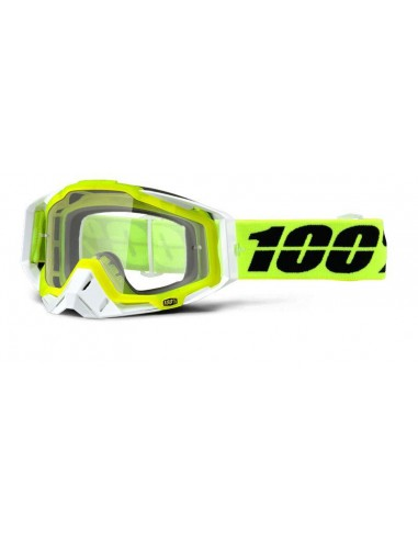 Maschera occhiale 100% Racecraft Solar