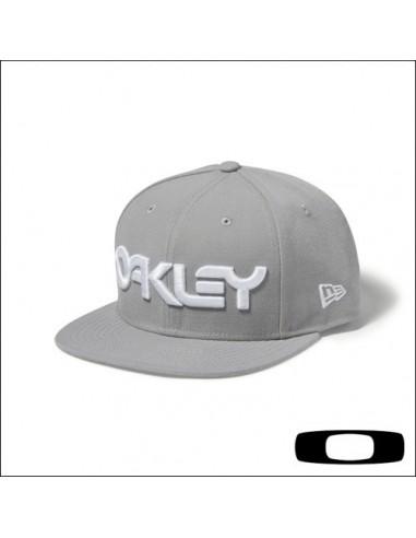 Snapback Oakley Hat Mark II Novelty Snapback - Stone Grey 911784-22Y Oakley Caps and beanies