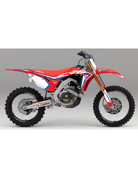 Grafiche Honda Racing 2019 WDGHRC19