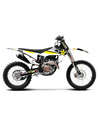 Graphics Kit Husqvarna FACTORY 2019 WDGHuFac19 HUSQVARNA