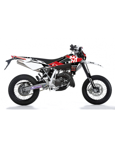 Graphics Kit Husqvarna WD DESIGN WDD24 HUSQVARNA