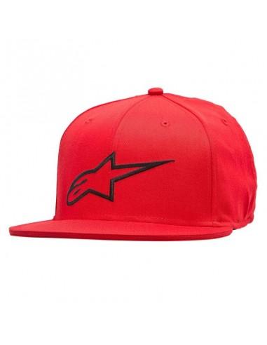 Snapback Alpinestars Ageless Red 1035-81015-3010 Alpinestars Casquettes et bonnets