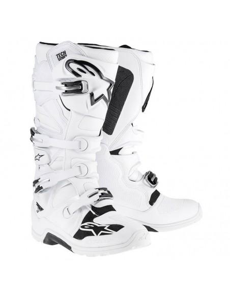 Boots Alpinestars Tech 7 White 2012014-20 Alpinestars Stiefel