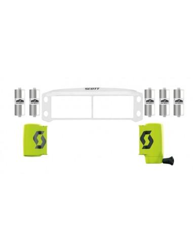 SCOTT WFS50 ROLL OFF KIT PROSPECT-Fury YELLOW 265915222 Scott Goggle Accessories