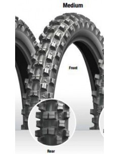 Gomma Michelin Starcross 5 Medium (medio)